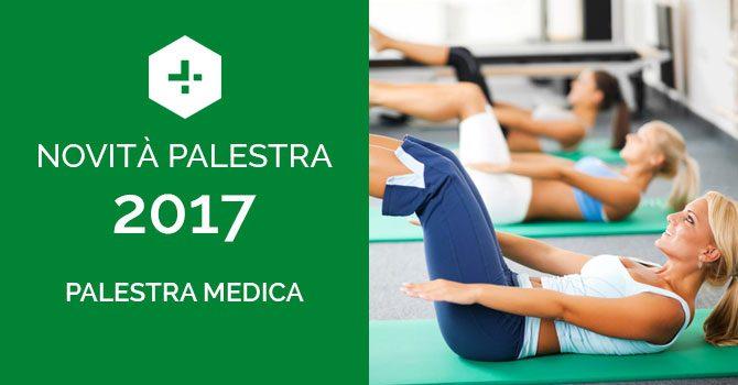 Novità Palestra 2017