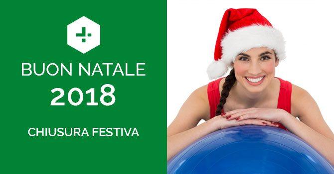 Buon Natale 2018 – Chiusura festiva